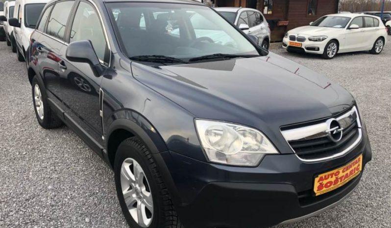 Opel Antara AWD 2,0- 4×4, 2008. full