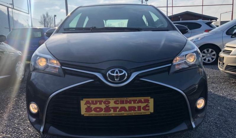 Toyota Yaris 1,4 D-4D- 2016. full