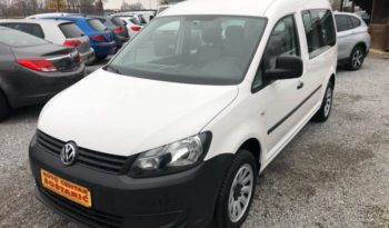 VW Caddy 1,6 TDI, 2012- 7 sjedala full