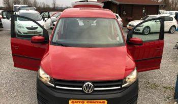 VW Caddy 2.0 TDI BMT – LIFE, 2017. full