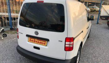 VW Caddy 1.6 TDI by Sortimo, 2014. full