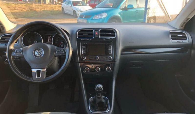 VW Golf VI 1,6 TDI, 2012. full