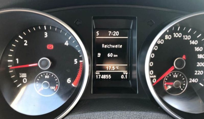 VW Golf VI 1,6 TDI, 2012. full
