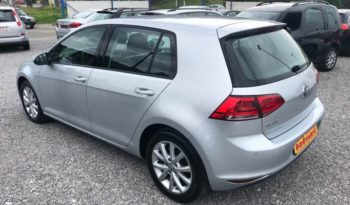 VW Golf VII 1,6 TDI BMT- 2015 full