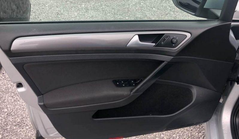 VW Golf VII 1,6 TDI BMT- 2015 full